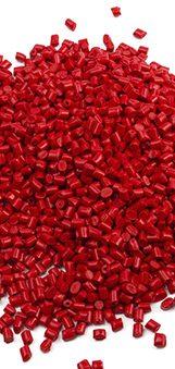 Granulado de plástico