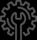 Ícone Peças de Reposição