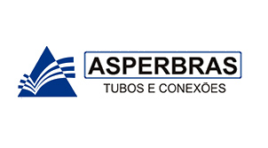 Logo Asperbras Tubos e conexões