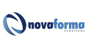 Logo NOVAFORMA Plástico